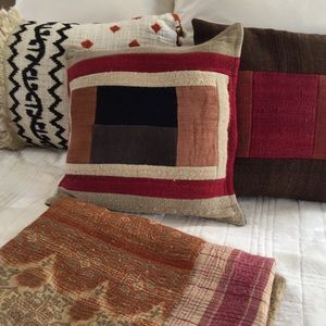 LISTING NOW: Textured Accent pillows